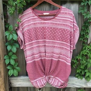 LUCKY BRAND | TEE  -  NO TAG SIZE